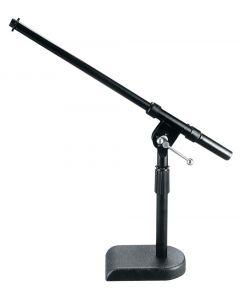 OnStage MS7920B Short Boom Mic Stand