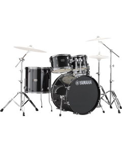 "Yamaha RYDEEN 22"" 5pc Drum Kit (Black)"