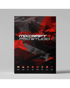 Acoustica Mixcraft 9 Pro Studio (Upgrade from Recording Studio 6/7/8)