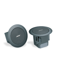 Bose FreeSpace 3 Flush-Mount Satellite Pair (Black)
