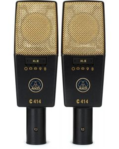 AKG C414 XLII Matched Pair
