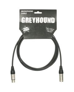 Klotz GRG1FM01.0 Greyhound XLR Cable 1m