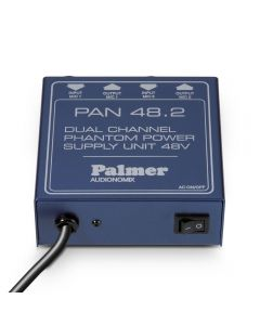 Palmer PAN48 48V Phantom Power Supply