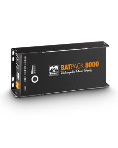 Palmer BATPACK8000 8,000mAh Rechargable Pedalboard Power Supply