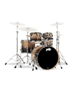 "PDP Concept Birch 22"" 5pc Drum Kit (Natural to Black)"