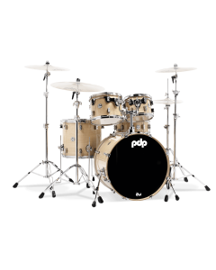 "PDP Concept Maple 22"" 5pc Drum Kit (Pearlescent White)"