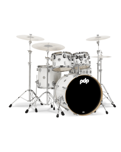 "PDP Concept Maple 20"" 5pc Drum Kit (Pearlescent White)"
