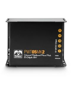 Palmer PWT05MK2 Universal Pedalboard Power Supply