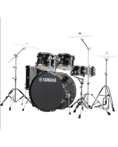"Yamaha RYDEEN 20"" 5pc Drum Kit (Black)"
