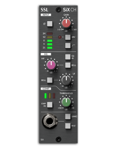 Solid State Logic SiX Channel Strip