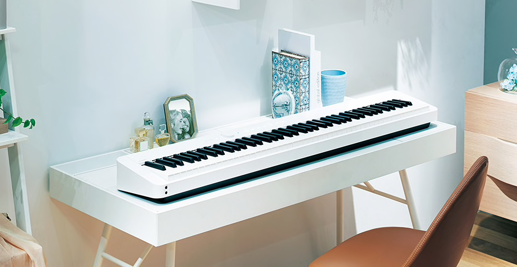 Casio presents new slim and compact digital pianos