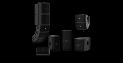 Mackie launches new DRM SERIES loudspeakers