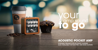 Soundcheck Test: PALMER Acoustic Pocket PREAMP - The Acoustic Ace
